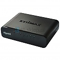 Switch EDIMAX ES-5500G v3 (5x 10/100/1000Mbps)