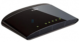 Switch D-Link DES-1005D/E (5x 10/100Mbps)